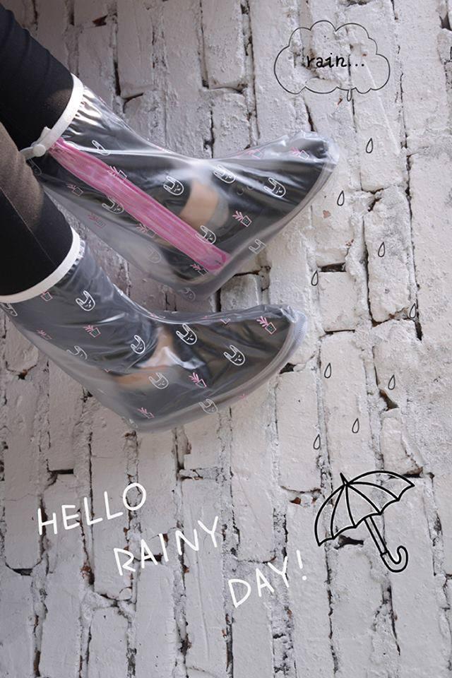 ถุงรองเท้ากันฝน (8)