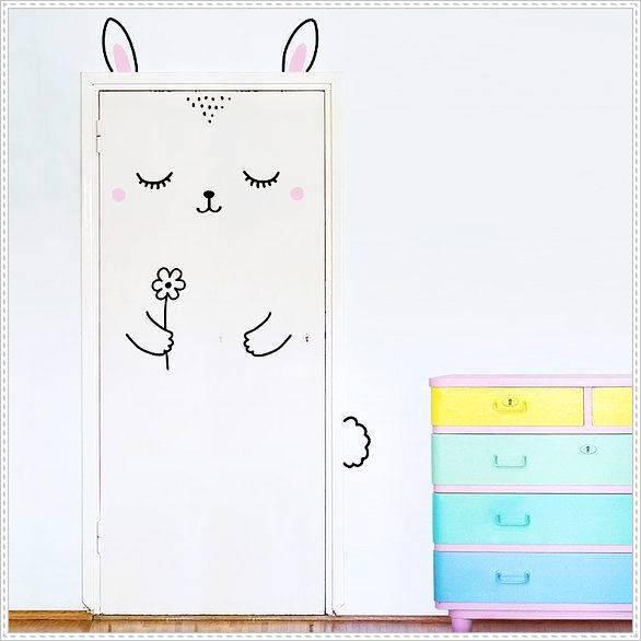 มาตกแต่ง ประตูห้องนอนให้น่ารักกันเถอะ!! (2)