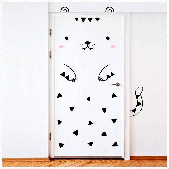 มาตกแต่ง ประตูห้องนอนให้น่ารักกันเถอะ!! (3)