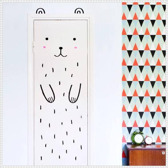 มาตกแต่ง ประตูห้องนอนให้น่ารักกันเถอะ!! (8)
