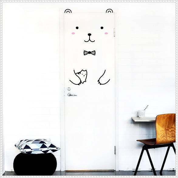มาตกแต่ง ประตูห้องนอนให้น่ารักกันเถอะ!! (9)