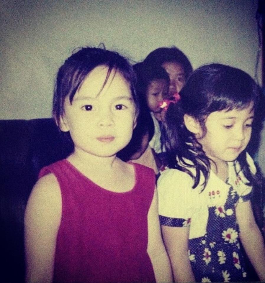 มายด์ อนิส ตอนเด็ก