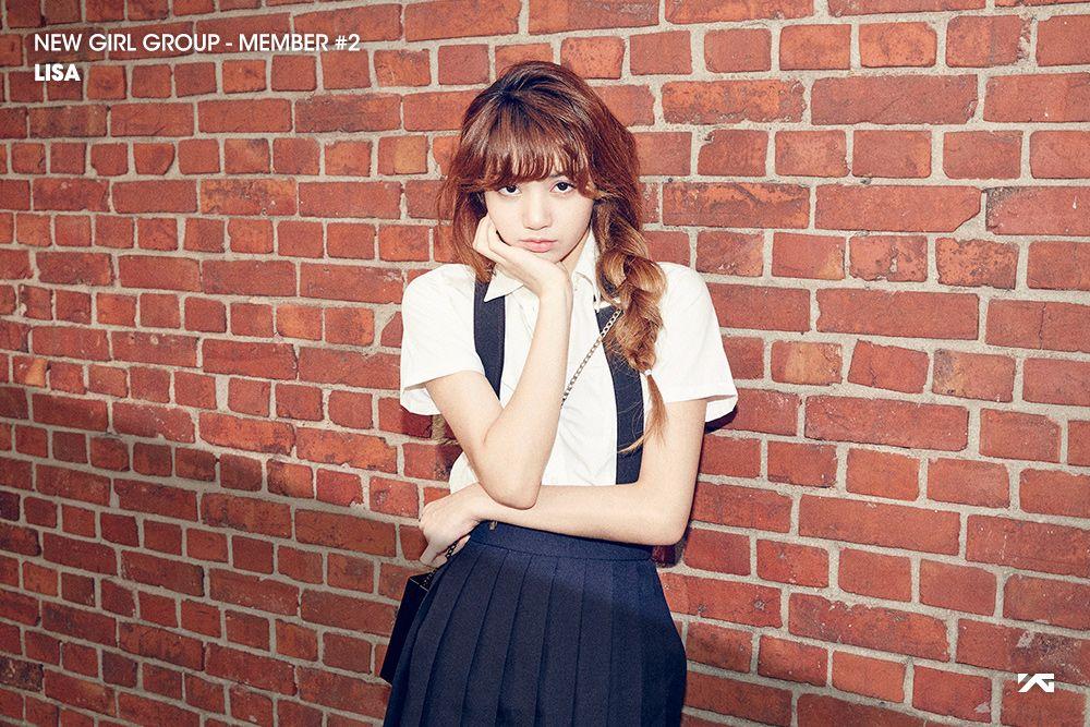 ลลิซ สาวไทยคนแรกแห่งค่าย YG สมาชิกคนที่ 2 ใน New Girl Group (5)