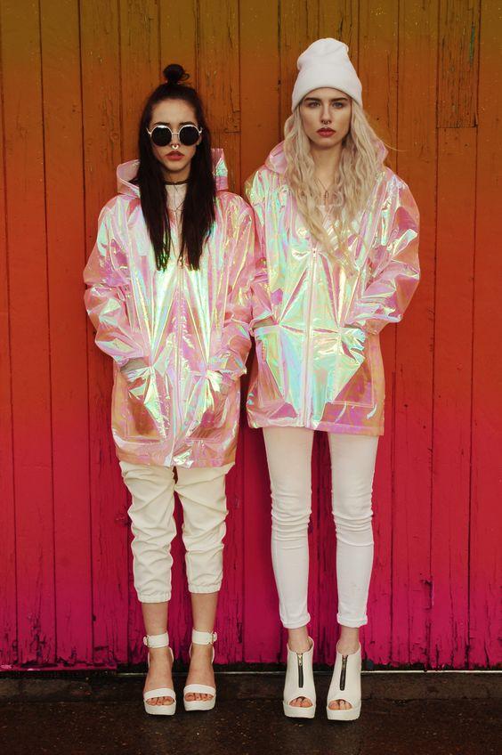 แฟชั่นเสื้อกันฝน (Rain Coats) (3)