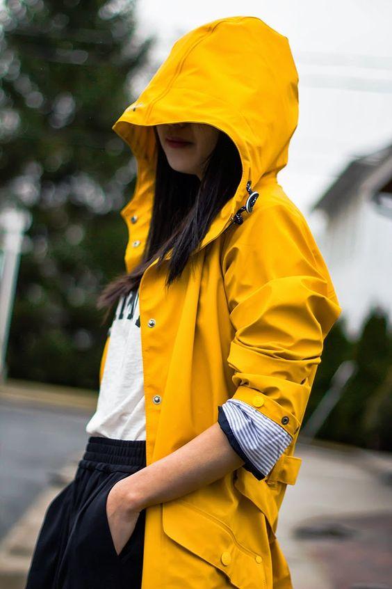 แฟชั่นเสื้อกันฝน  (Rain Coats) (5)