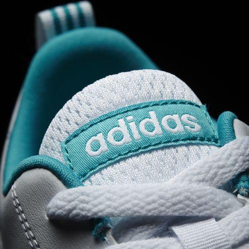 Women's adidas Neo Advantage Clean (AW4746) สีขาว-ฟ้า คลีนๆ