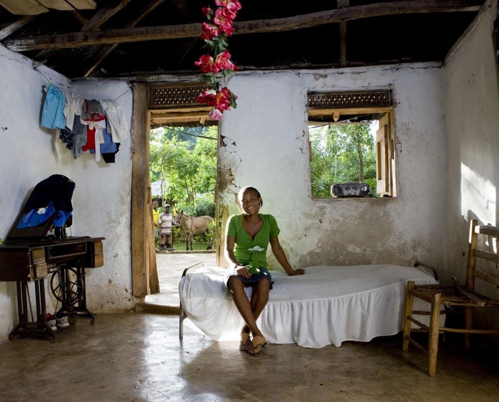 Altidon Rose Chelain, 19 — Maniche, Haiti