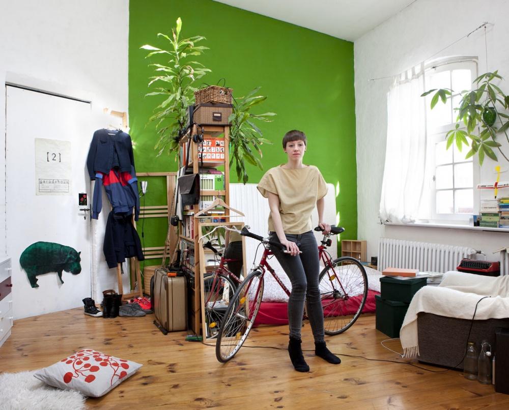 Celine Van de Velde, 22 — Berlin, Germany