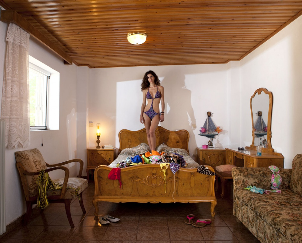 Danai Gurdomichali, 20 — Suonio, Greece