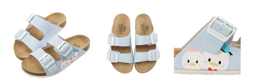 Disney Tsum Tsum Cork Sandals (2)