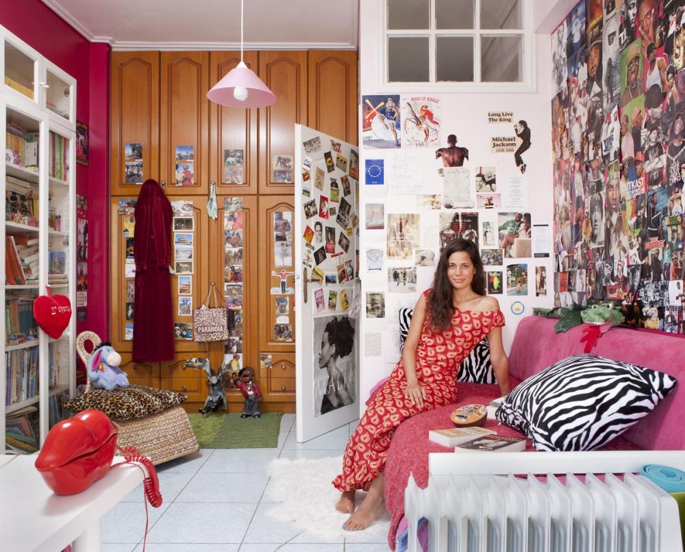 Eugenie Manisalidi, 25 — Athens, Greece