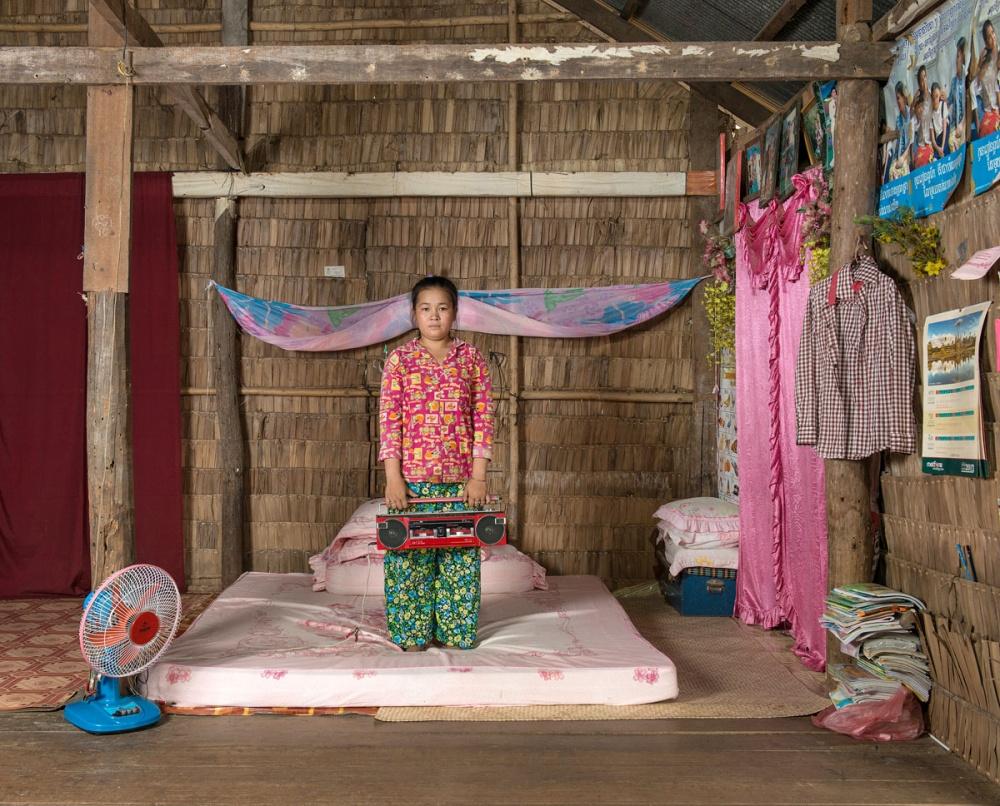 Jeng, 19 — Kampong Plak, Cambodia