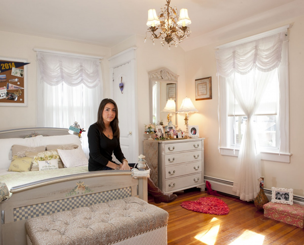 Katelyn Mescali, 20 — New York, USA