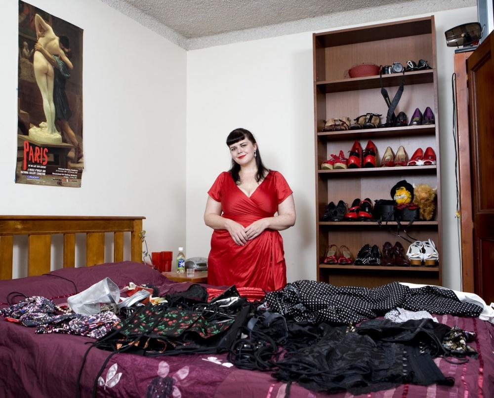 Lisa Joy, 33 — Sydney, Australia