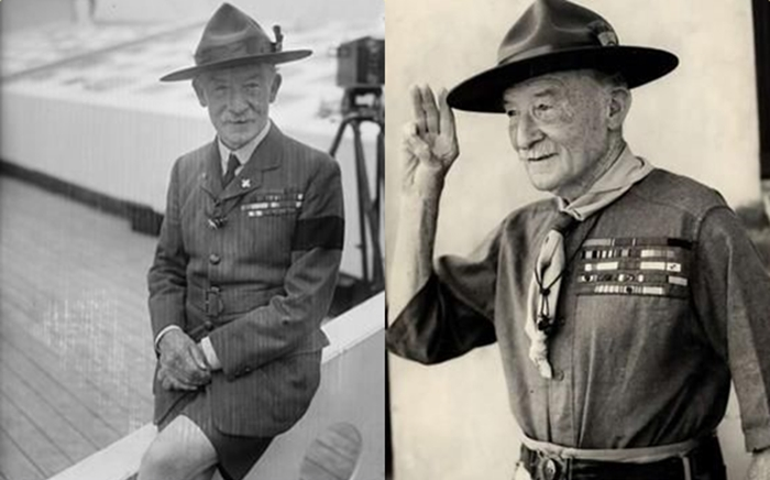 Load Baden Powell