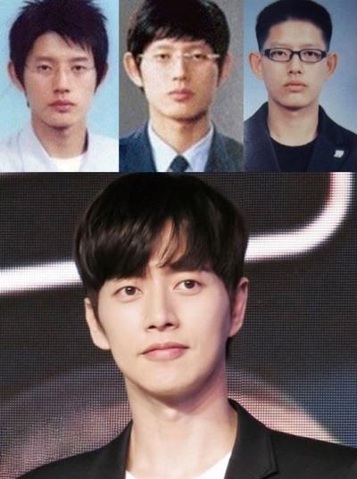 ดาราเกาหลี ที่เคยเป็นเด็กเนิร์ดสวมแว่นตา Park Hae-jin