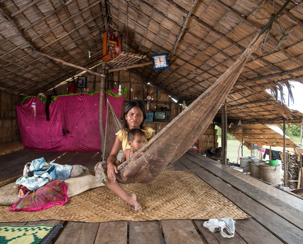 Shrei Nga, 23 — Kampong Plak, Cambodia