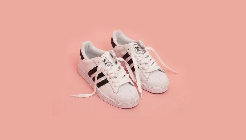 adidas ผู้หญิง รองเท้า รองเท้าผ้าใบ อาดิดาส แฟชั่น แฟชั่นรองเท้า