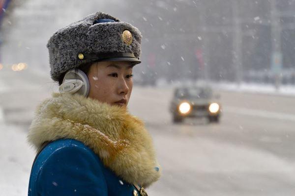 ภาพหาดูยาก เกาหลี เกาหลีเหนือ