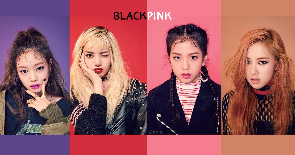 BLACK PINK JENNIE KIM คิมจีซู นักร้องเกาหลี ลลิซ เกาหลี โรเซ่