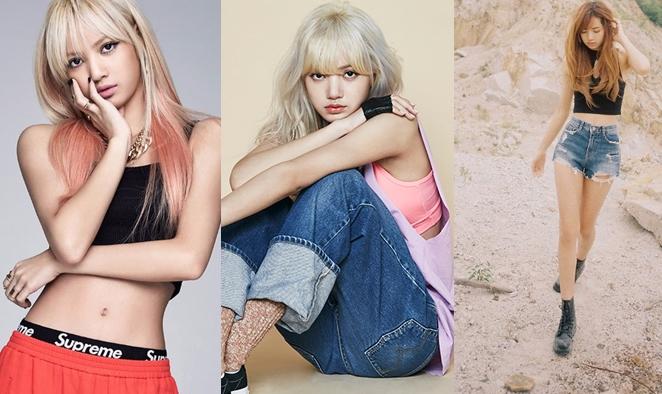 BLACKPINK LISA YG ลลิซ ลลิสา มโนบาล เกาหลี