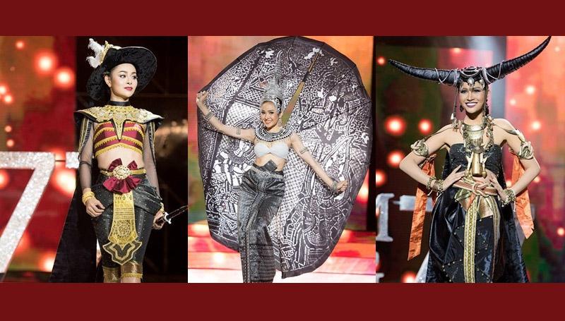 ชุดประจำชาติของสาวๆ Miss Grand Thailand 2016