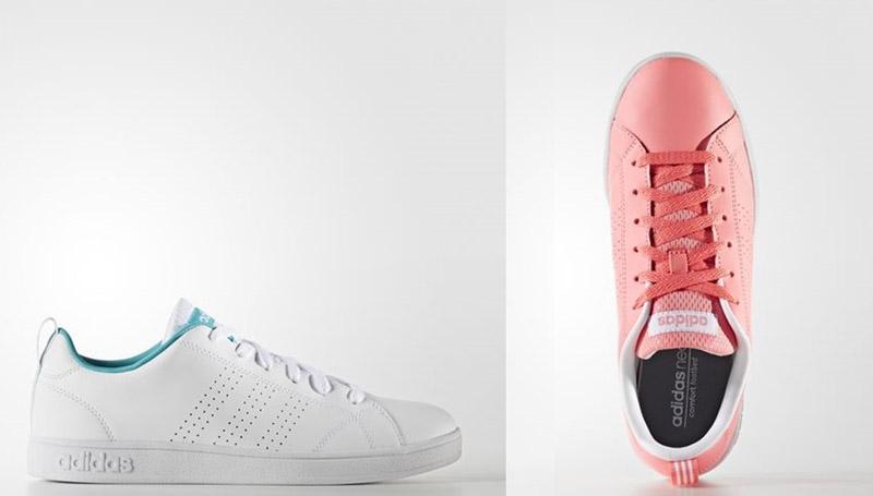 adidas shoes รองเท้า รองเท้าผ้าใบ แฟชั่นรองเท้า