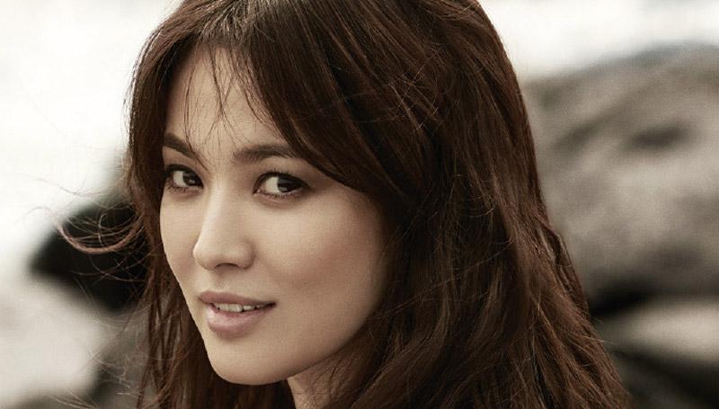 Descendants of the Sun Song Hye Kyo ซงเฮเคียว ซีรีส์เกาหลี สาวเกาหลี หมอคัง