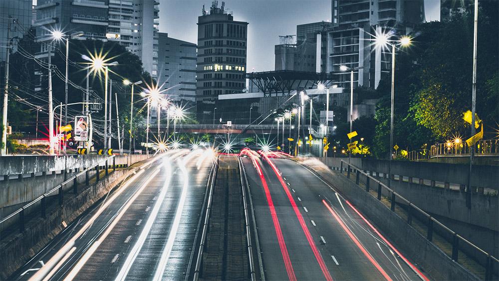 streetlight ความหมาย ไฟทาง