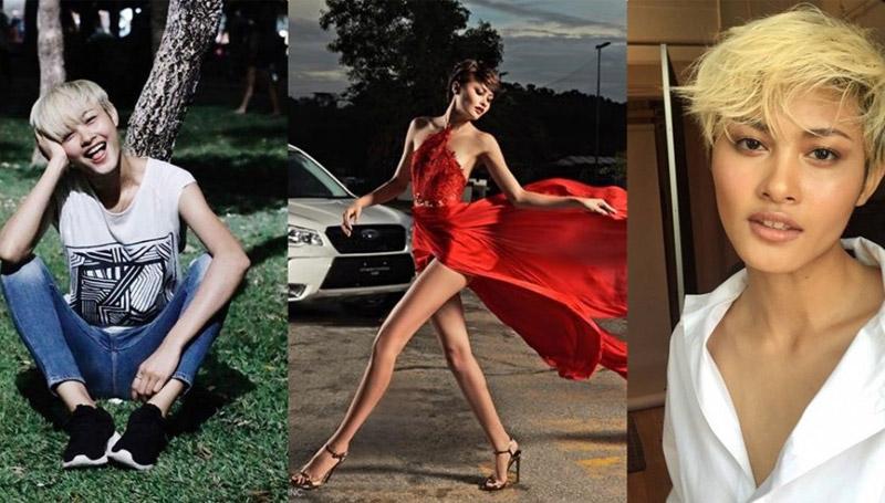 Asia's Next Top Model ตะวัน จิรัชญา เกตุคง นางแบบ สาวสวย