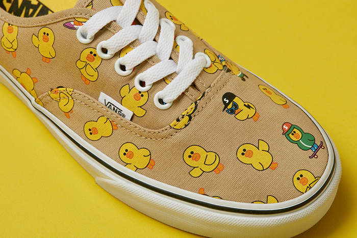vans Line friends sally