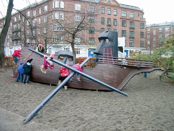 8. Santa Maria og Påskeøerne (Copenhague, Dinamarca)