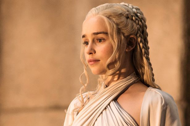 Game Of Thrones GOT เกม ออฟ ทรอน เกมส์ ออฟ ทรอนส์ เดเนอริส แม่มังกร