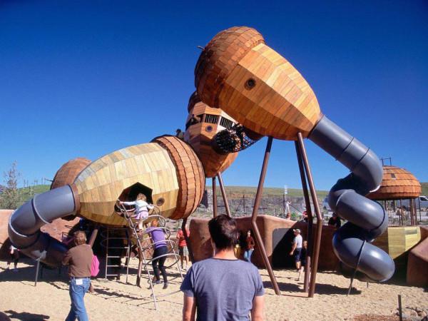 The Pod Playground ประเทศออสเตรเลีย