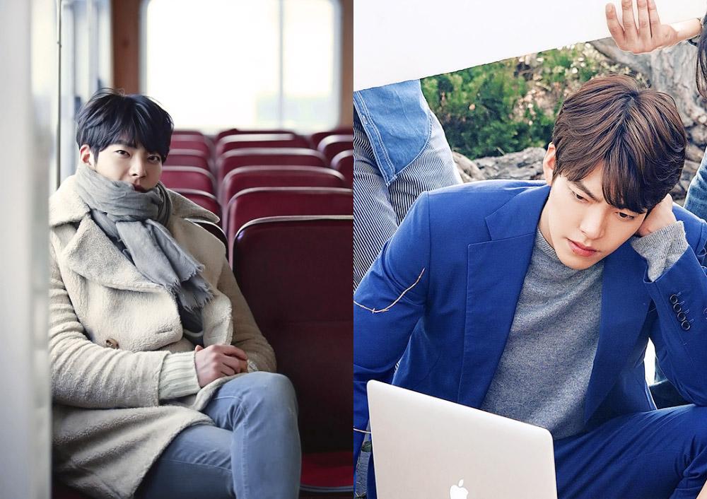 รวมภาพแฟชั่นเท่ๆ Kim Woo Bin