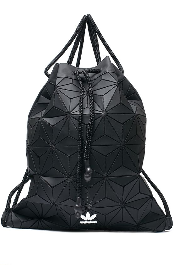 ADIDAS BUCKET GYMSACK BLACK (1)