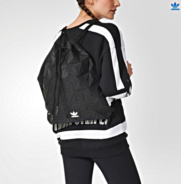 ADIDAS BUCKET GYMSACK BLACK (3)