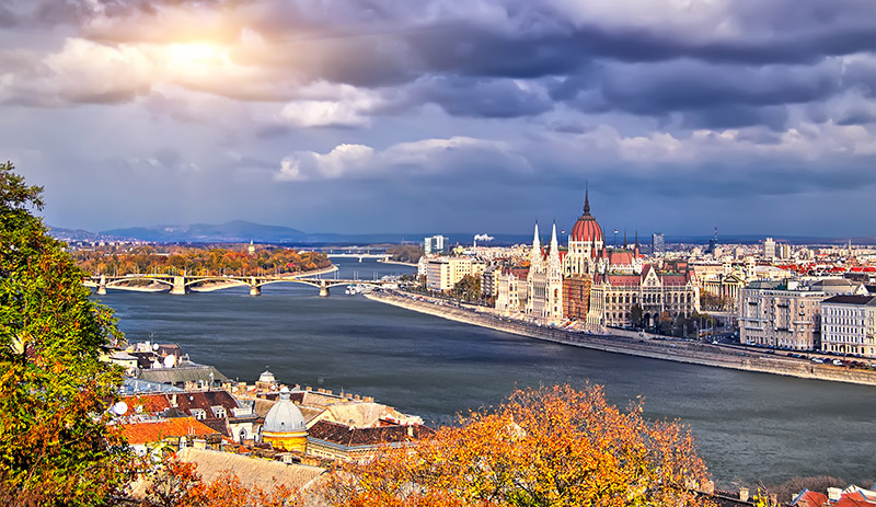 บูดาเปสต์ Budapest ประเทศฮังการี