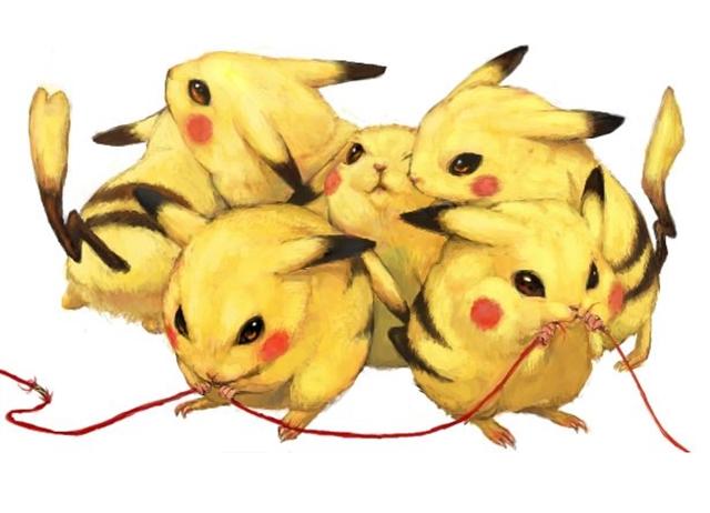 Pokemon GO ภาพสวย ศิลปะ โปเกมอน
