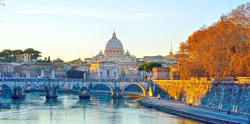 Rome กรุงโรม ประเทศอิตาลี