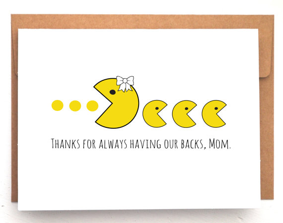 mother day card minimal 12