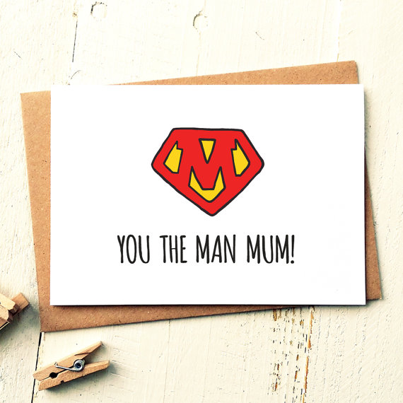 mother day card minimal 17