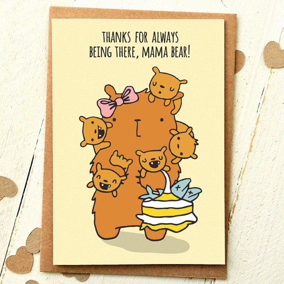 mother day card minimal 18