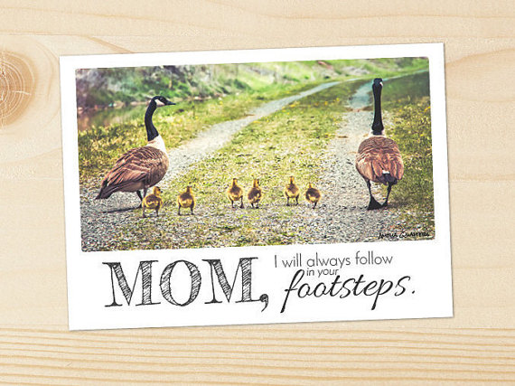 mother day card minimal 2