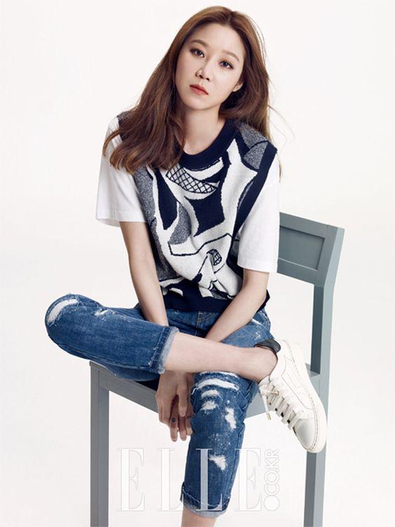 (Gong Hyo Jin)