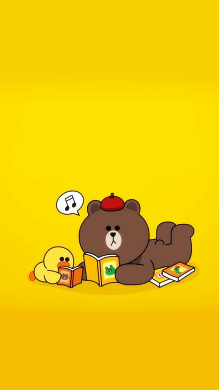หมีบราวน์ LINE Brown