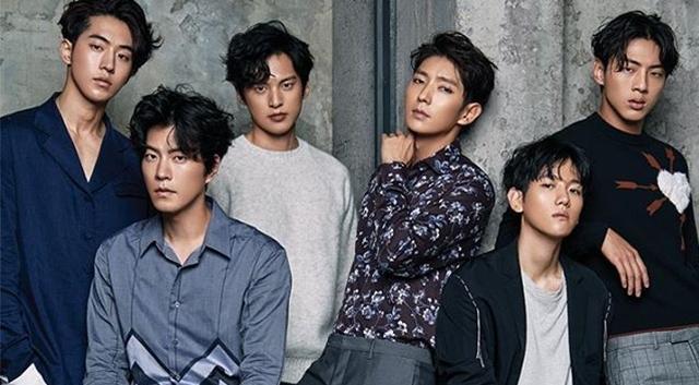 Moon Lovers ซีรีส์เกาหลี ดาราเกาหลี หนุ่มหน้าใส
