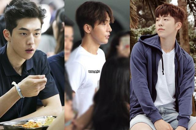 Moon Lovers NamJoohyuk ซีรียืเกาหลี ดาราเกาหลี นัมจูฮยอก หนุ่มหน้าใส หนุ่มหล่อ