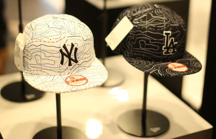 new era NY หมวกแฟชั่น