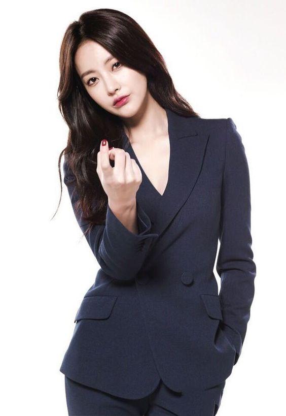 (Oh Yeon Seo)